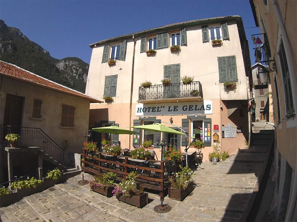 Hotel A Saint Martin Vesubie