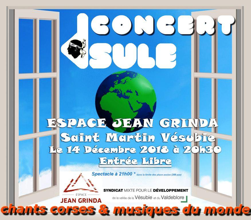 Concert : Isule